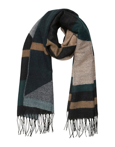 Vero Moda Mann Long Scarf-BROWN-One Size