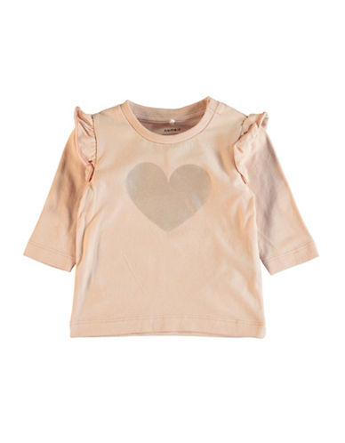 Name It Heart Long-Sleeve Top-PINK-6 Months