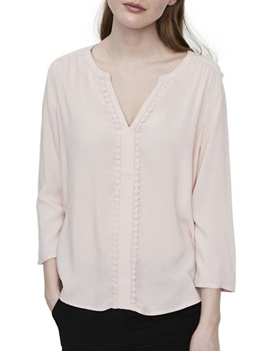 Vero Moda Harriet Mano Top-PINK-X-Small 89395246_PINK_X-Small