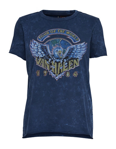Only Short Sleeve Graphic Tee-NIGHT SKY-Medium