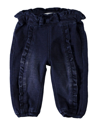Name It Frill Jeans-BLUE-2 Months