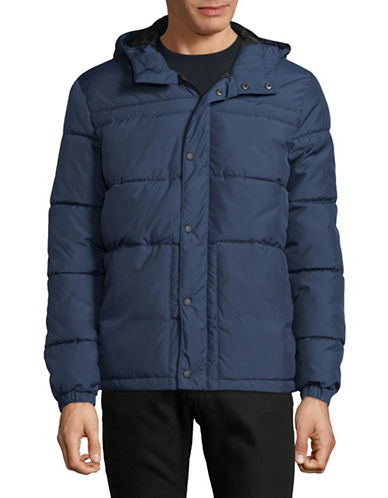 Jack & Jones Coroger Quilted Jacket-BLUE-XX-Large