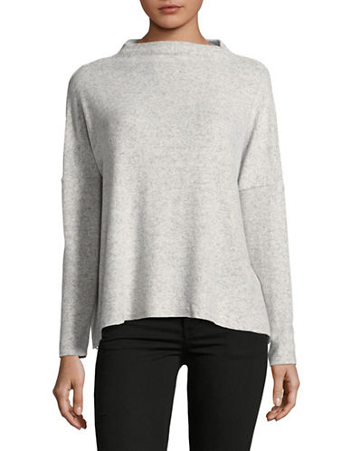 Only onlKLEO Dropped Shoulder Knit-LIGHT GREY-Medium