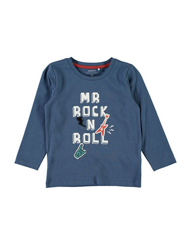 Name It Long Sleeve Graphic Tee-BLUE-6