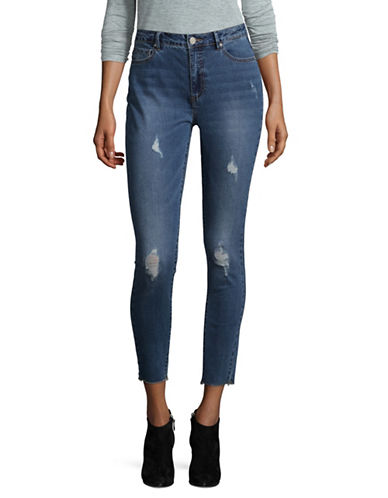 Only Onlpetra Ankle Jeans-BLUE-30 32
