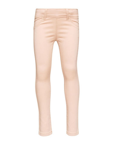 Name It Stretch Skinny Pants-BEIGE-6M