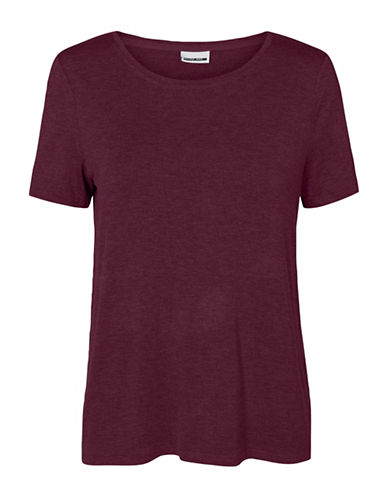 Noisy May Harry Jersey Tee-PURPLE-Small