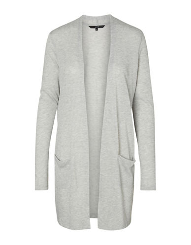 Vero Moda Wilma Cardigan-GREY-Large