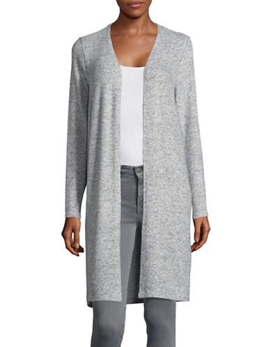 Only Kleo Cardigan-LIGHT GREY-Small