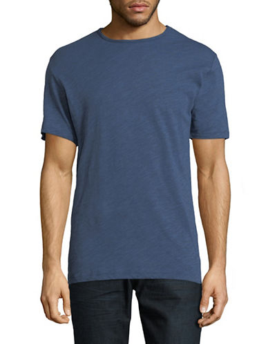 Only And Sons Short Sleeve Tee-BLUE-Large 89886643_BLUE_Large