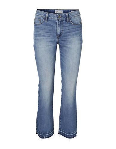 Vero Moda Tailor Kick Flare Jeans-BLUE-28