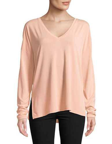 Only Basic Long-Sleeve Top-PINK-Medium 89712537_PINK_Medium