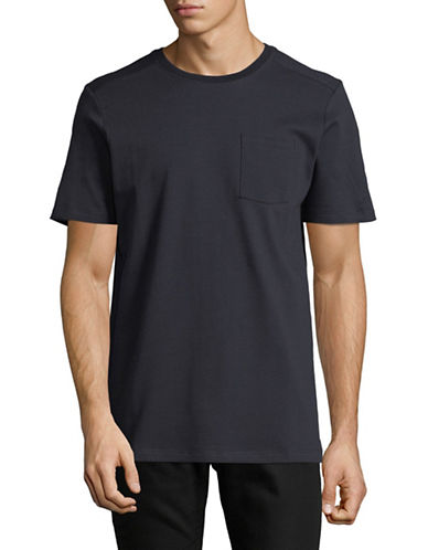 Jack And Jones Premium Silas Short-Sleeve T-Shirt-BLUE-Small 89788194_BLUE_Small
