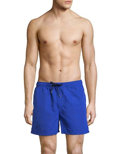 Jack & Jones Sunset Swim Shorts-BLUE-Medium 89848240_BLUE_Medium