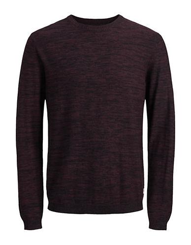 Jack & Jones Classic Crewneck Cotton Sweater 90436631