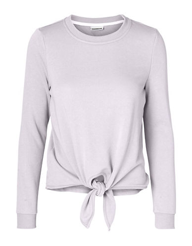 Noisy May Classic Molly Sweatshirt-GREY-Large 90046134_GREY_Large