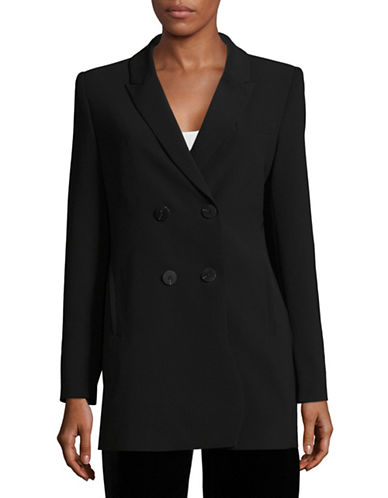 Nvlt Classic Suit Jacket-BLACK-X-Large