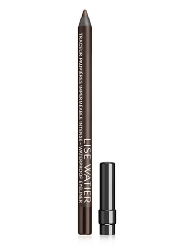Lise Watier Intense Waterproof Eyeliner-CHOCOLATE INTENSE-One Size