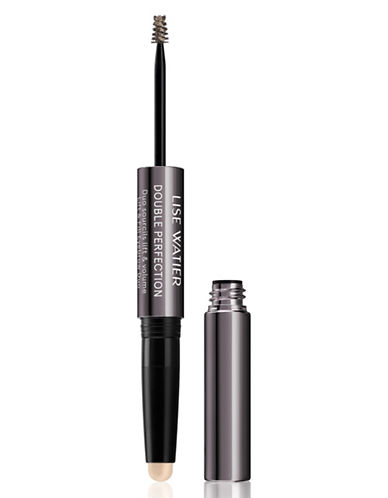 Lise Watier Double Perfection Lift and Fill Eyebrow Duo-CHATAIN-5 ml