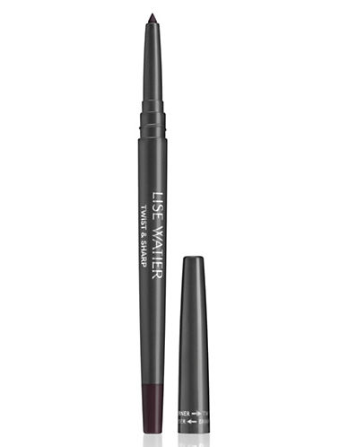 Lise Watier Twist and Sharp Automatic Long Lasting Eye Stylo-PRUNELLE-One Size