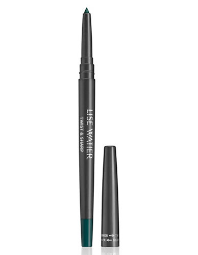 Lise Watier Twist and Sharp Automatic Long Lasting Eye Stylo-FEUILLAGE-One Size