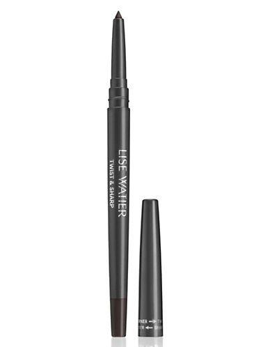 Lise Watier Twist and Sharp Automatic Long Lasting Eye Stylo-CENDRE-One Size