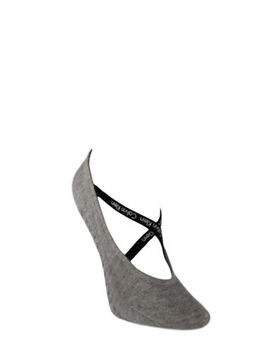 Calvin Klein Calvin Klein Performance Ballet Liner-GREY-One Size 88100597_GREY_One Size