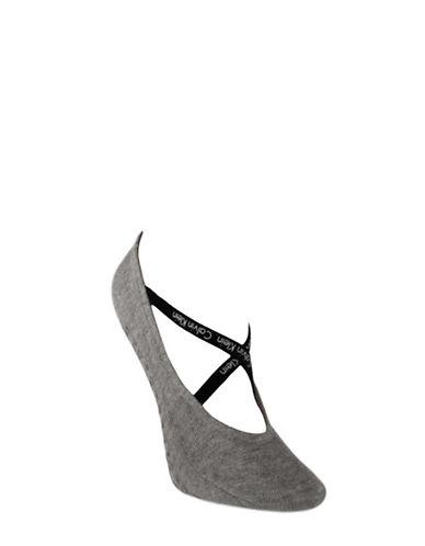 Calvin Klein Calvin Klein Performance Ballet Liner-GREY-One Size
