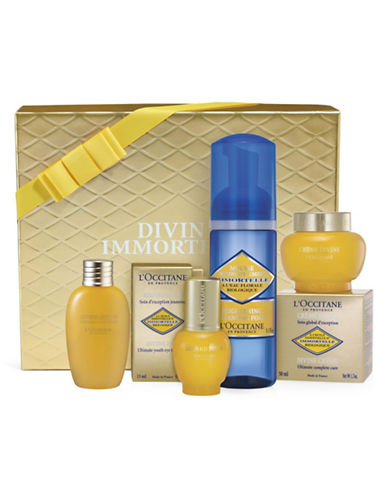 L Occitane Divine Four-Piece Gift Set-NO COLOR-One Size