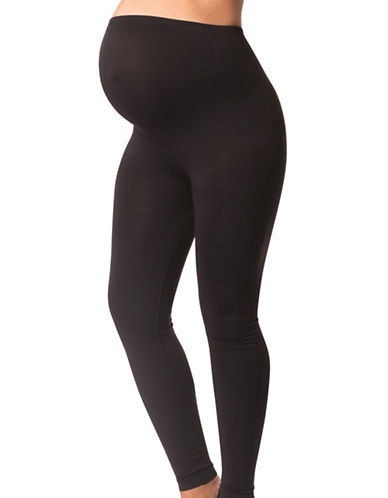 Carriwell Maternity Support Leggings-BLACK-Medium