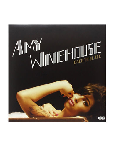 Vinyl Amy Winehouse - Back To Black Vinyl-BLACK-One Size