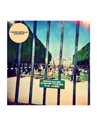 Vinyl Tame Impala - Lonerism Vinyl-BLACK-One Size