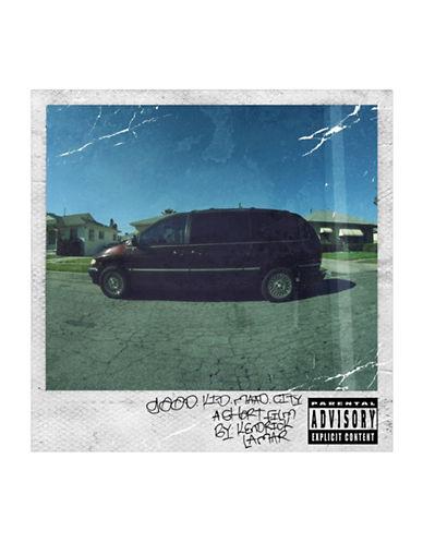 Vinyl Kendrick Lamar - Good Kid, M.A.A.D. City - Vinyl Record-BLACK-One Size