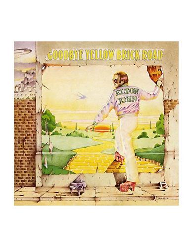 Vinyl Elton John - Goodbye Yellow Brick Road-BLACK-One Size