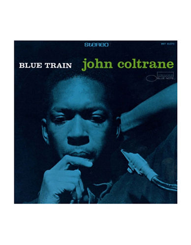 Vinyl John Coltrane - Blue Train - Vinyl Record-BLACK-One Size