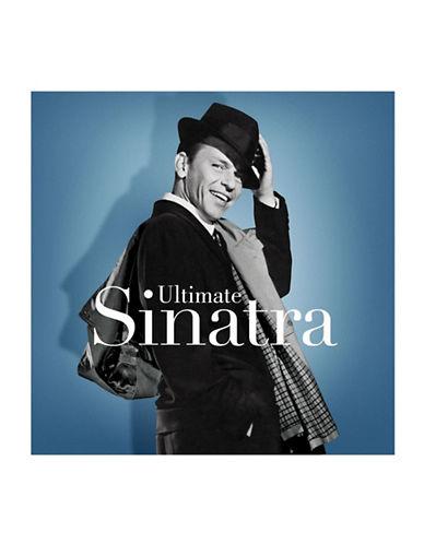 Vinyl Frank Sinatra - Ultimate Sinatra-BLACK-One Size