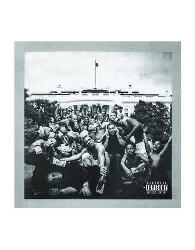 Vinyl Kendrick Lamar - To Pimp A Butterfly Vinyl-BLACK-One Size