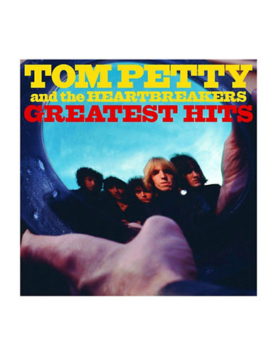 Vinyl Tom Petty - Greatest Hits-BLACK-One Size