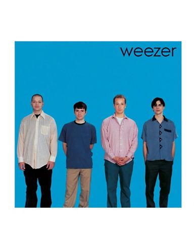 Vinyl Weezer - Blue Album Vinyl-BLACK-One Size