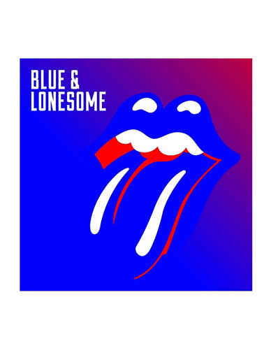 Vinyl Rolling Stones - Blue and Lonesome-BLACK-One Size