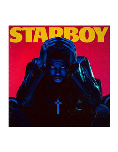 Vinyl The Weeknd - Starboy-BLACK-One Size