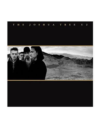 Vinyl U2 - The Joshua Tree-BLACK-One Size