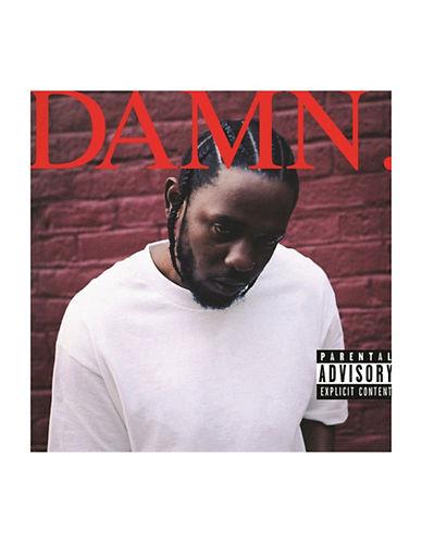 Vinyl Kendrick Lamar - Damn-BLACK-One Size