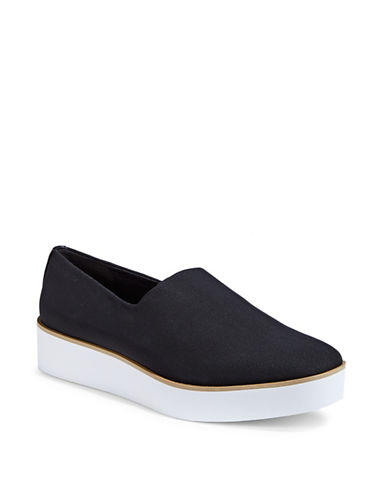 Dkny Robert Slip-On Sneakers-BLACK-11
