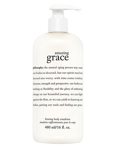 Philosophy amazing grace perfumed firming body emulsion-NO COLOUR-480 ml