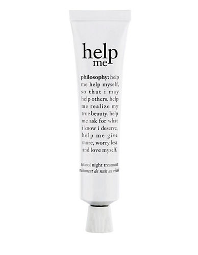 Philosophy help me retinol night treatment-NO COLOUR-One Size