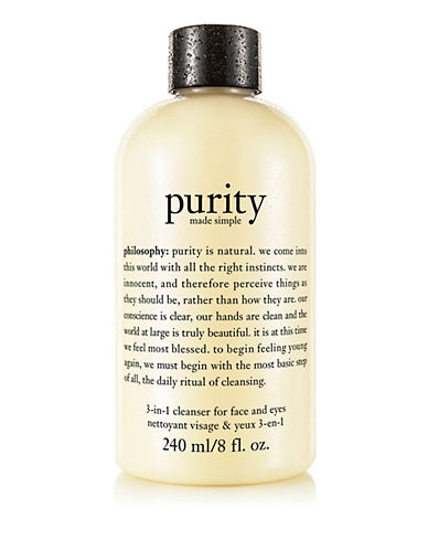Philosophy Purity Made Simple Onestep Facial Cleanser-NO COLOUR-90 ml