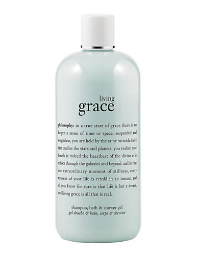 Philosophy living grace shampoo bath and shower gel-NO COLOUR-One Size