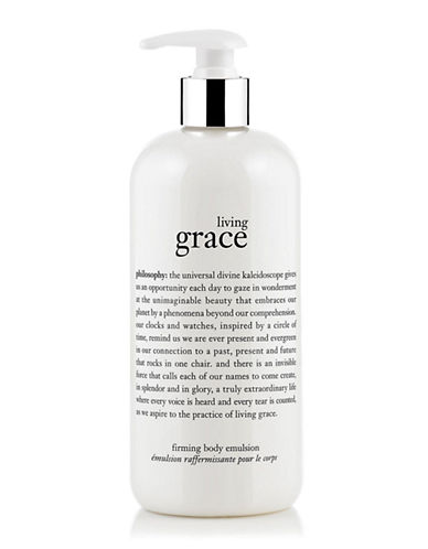 Philosophy living grace firming body emulsion-NO COLOUR-480 ml