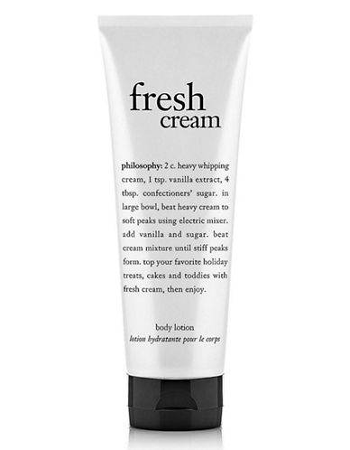 Philosophy fresh cream body lotion-NO COLOUR-One Size